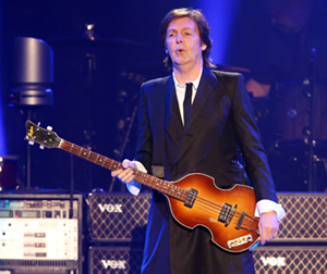 Photo of Paul McCartney by Neilson Barnard, Getty Images