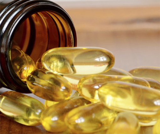 Thinkstock image of Vitamin D
