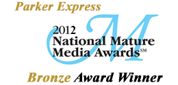 Award - National Mature Media Awards - 2012 Bronze Winner
